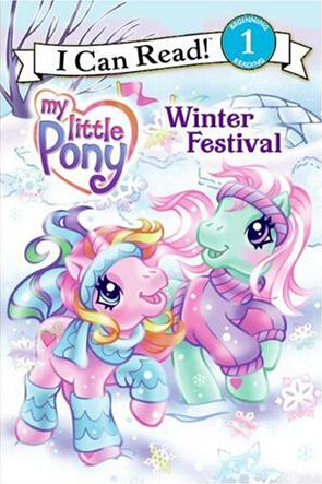 I can read phonics my little pony   下册