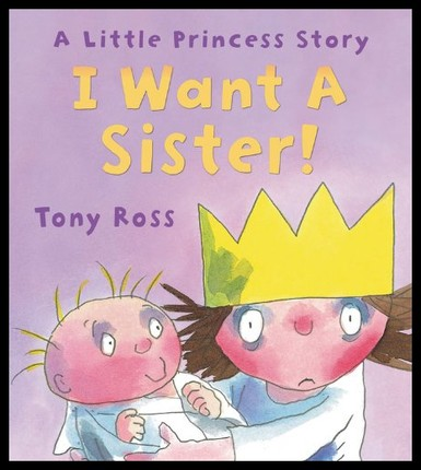 Little Princess:I want a sister!