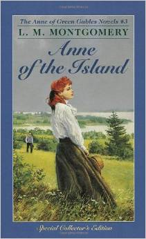 The anne of green gables: Anne of the Island