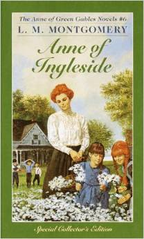 The anne of green gables: Anne of Ingleside