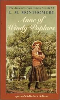 The anne of green gables: Anne of Windy Poplars - L5.9