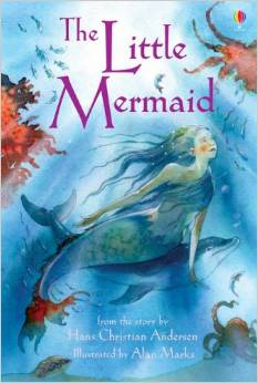 My reading library:The Little Mermaid  L4.0