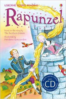 My reading library:Rapunzel  L3.5