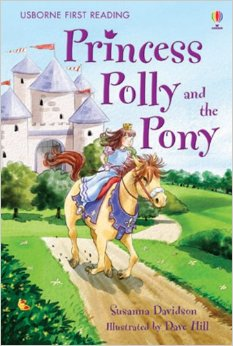 My reading library:Princess Polly and the Pony