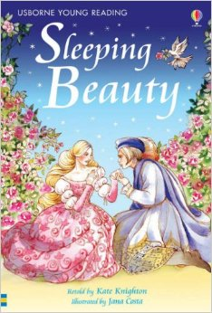 Usborne young reader:Sleeping Beauty L4.1