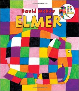 Elmer the elephant :Elmer