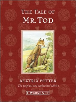 Beatrix Potter:The Tale of Mr. Tod    770L