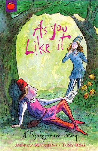 Andrew Matthews:As You Like It