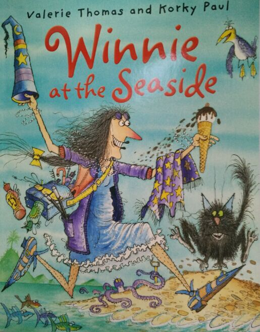 Winnie's at the seaside