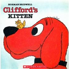 Clifford s kitten