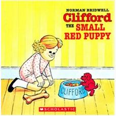 Clifford the snall red puppy 2.1