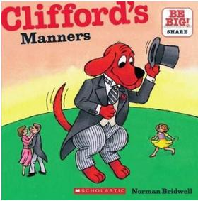 Clifford's Manners 1.9