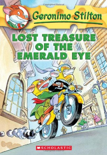 Geronimo Stilton:Lost Treasure of the Emerald Eye L3.7