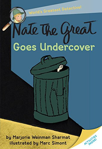 Nate the great:Nate the Great Goes Undercover  L2.4