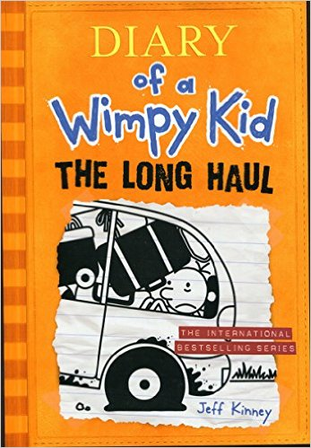 diary of a wimpy kid:The Long Haul  L5.4