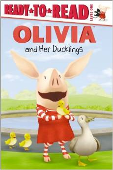 Oliva:Olivia and her ducklings  L1.4