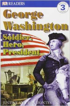 DK readers:George Washington: Soldier, Hero, President  L5.9