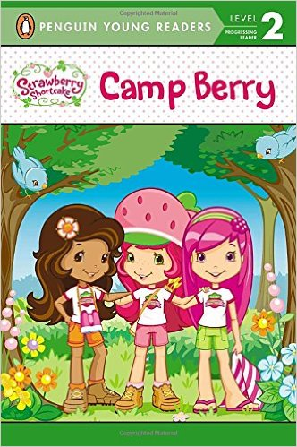 Puffin Young Readers:Strawberry Shortcake Camp Berry  L1.2