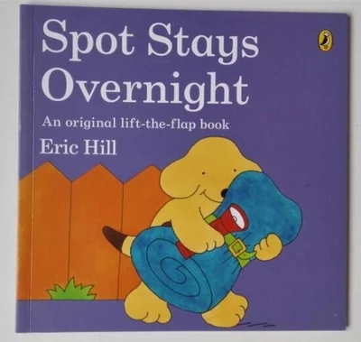 Spot:Spot stays overnight