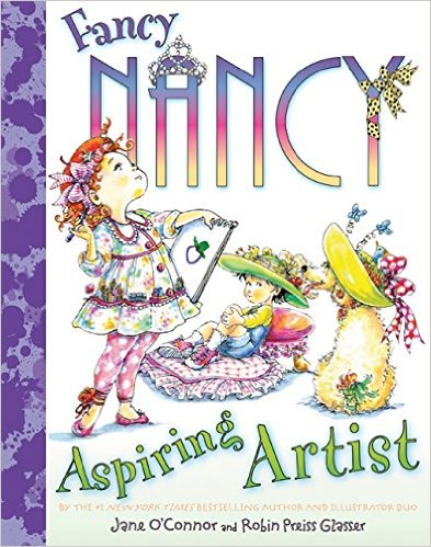 Fancy Nancy:Aspiring Artist   L3.4