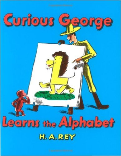 Curious George Learns the Alphabet L3.2