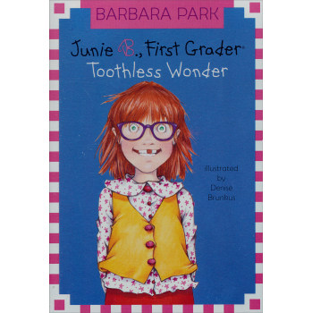 Junie B. Jones:Junie B. Jones Toothless Wonder L2.8