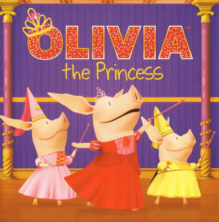 Oliva:Olivia the Princess  L3.8
