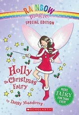 Rainbow magic:Holly The Christmas Fairy  L4.5