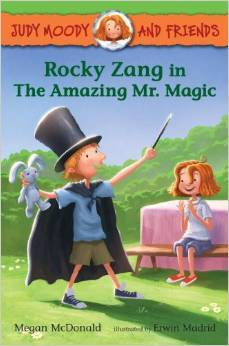 Judy moody:Rocky Zang in The Amazing Mr magic - L2.7