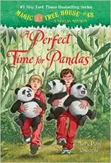 Magic Tree House:A Perfect Time for Pandas  L3.8