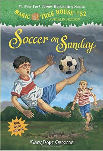 Magic Tree House:Soccer on Sunday  L4.1