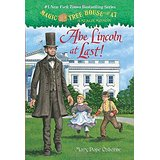 Magic Tree House:Abe Lincoln at Last   L3.5