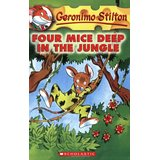 Geronimo Stilton:Four Mice Deep in the Jungle L3.1