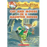Geronimo Stilton:Cat and Mouse in a Haunted House  L3.4