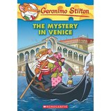 Geronimo Stilton:The Mystery in Venice  L4.2