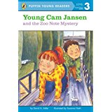 Cam Jansen:Young Cam Jansen and the Zoo Note Mystery   L2.6