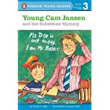 Cam Jansen:Young Cam Jansen and the Substitute Mystery L2.6