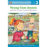 Cam Jansen:Young Cam Jansen and the Lions' Lunch Mystery L2.6