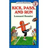 I  Can Read:Kick, Pass, and Run L1.7