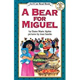 I  Can Read:A Bear for Miguel  L2.5