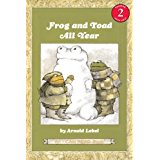 I  Can Read:Frog and Toad all Year  L2.6