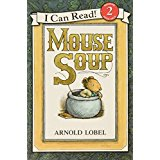 I  Can Read:Mouse Soup  L2.4