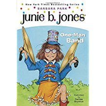 Junie B. Jones:Junie B. Jones One-Man Band   L3.0