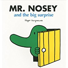 Mr.Nosey and the Big Surprise