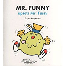 Mr.Funny Upsets Mr.Fussy