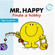 Mr.Happy Finds a Hobby