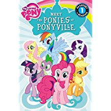 My little pony:Meet the Ponies of Ponyville  L2.6