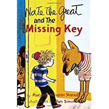 Nate the great:Nate the Great and the Missing Key  L2.9