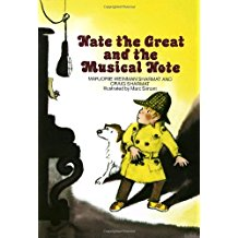 Nate the great:Nate the Great and the Musical Note  L2.9