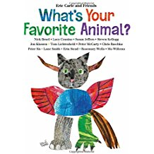 Eric Carle:What's Your Favorite Animal?  L4.0